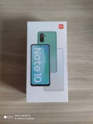 Celular Xiaomi Redmi Note 10 64GB 4 de RAM - Lacrado - com 3 meses de garantia!