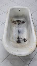 Banheira antiga vitoriana