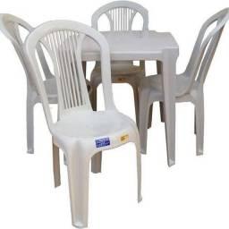 Título do anúncio: Aluguel de Mesas e Cadeiras - Promoção!!