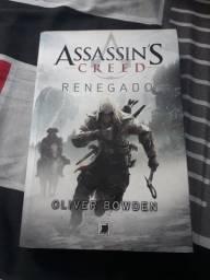 Livro/livros Assassins creed: Renegado