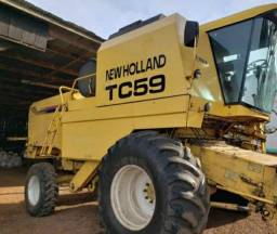 New HOLLAND TC 59 200 Parcelamos
