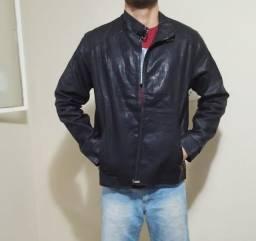 Jaquetas de couro ecológico