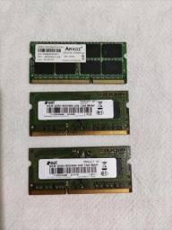 Memória Notebook SMART 2GB DDR3 1333Mhz PC3 10600
