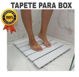 Tapete Antiderrapante para box banheiro vestiário saunas