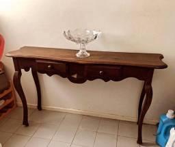 Aparador madeira, estilo Chipandelle