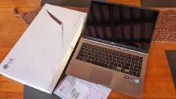 Notebook LG Gram 15z970 900 Gramas - I5 15,6  8gb W10