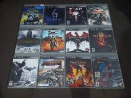 Jogos de PS3 Playstation 3 (MELHOR PREÇO)