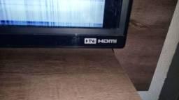 Tv sti 40 polegada com defeito na imagen