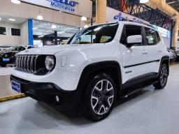 Jeep Renegade Longitude 2.0 Diesel Branca 2019 (Automático + Couro)