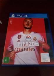 PS4 FIFA 20 usado 1 vez