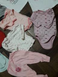 Lotinho bebê meninas.  100 reais