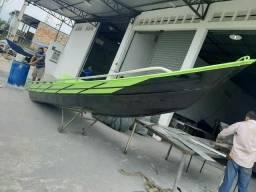 Canoas de alumínio