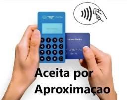 Título do anúncio: Maquininha De Cartões Nfc Aceita Pagamento Por Aproximação - Belezinho