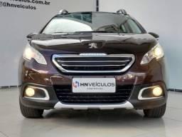 Peugeot 2008 Allure AUT 2017 + IPVA 2021 Grátis *