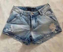 2 shorts por 50 reais
