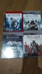 Título do anúncio: Troca jogos de PS3 por celular