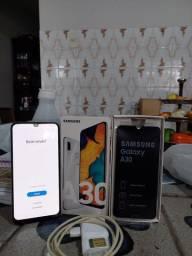 Título do anúncio: Samsung A30 4GB RAM  GB de Armazenamento
