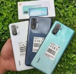 Vários Modelos! Xiaomi Note 10 64Gb - Redmi 9T - Poco C3