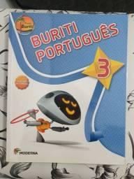 Livro Projeto Buriti Português 3