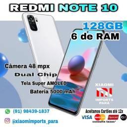 REDMI NOTE 10 6RAM E 128GB