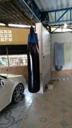 Saco de pancadas Muay thai