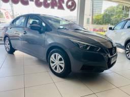 Novo Nissan Versa Sense CVT 2021 0km