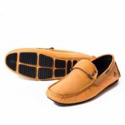 Sapato Mocasssim em couro para atacado R$28,00