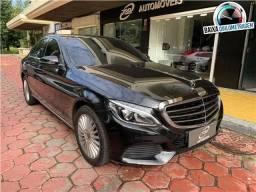 Título do anúncio: Mercedes-benz C 180 2017 1.6 cgi flex exclusive 9g-tronic