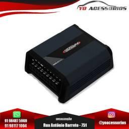 Modulo Força Amplificador Soundigital Sd600.4d 600.4 Sd600 4.0