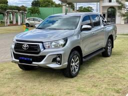 Hilux SRV Flex 2019 12.000km