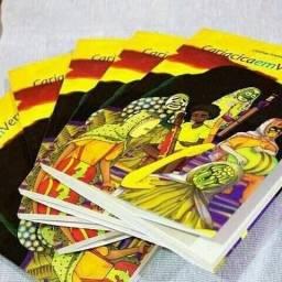 Livro Cariacica em Versos com cd Audiobook