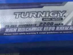 Bateria Lipo Turnigy 3s 2200mah 25c - usado