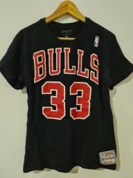 Título do anúncio: Camisa Chicago Bulls Mitchell and Ness