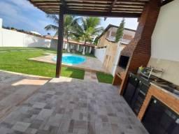 De 540 por 498 mil - Casa 180m² reformada, piscina, cond Mares do Sul região do Francês