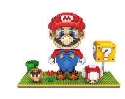 Bloco de Montar Super Mario Bros