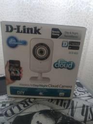 Câmera de vigilância D-link