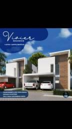FS- Condomínio de casas duplex na zona leste