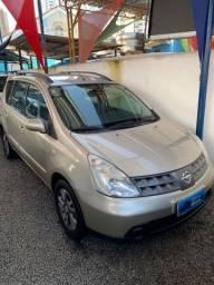 Título do anúncio: Nissan livina automático única dona (81mil km)