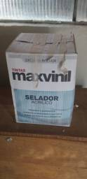 Selador acrílico 18L maxvinil