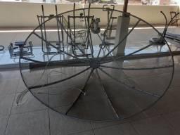 Título do anúncio: Parabólica maior circunferência