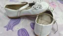 Sapato menina 27
