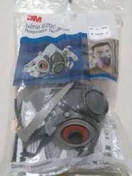 Mascara semi facial com filtro