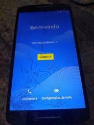 Moto X Play XT 1563 - 32G  Preto (Tela Trincada)