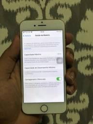iPhone 8 GOLD 64GB com todos os acessórios