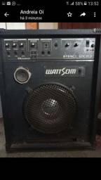 Caixa acústica PRC 200