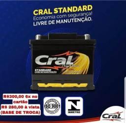 Bateria CRAL 60 Ah