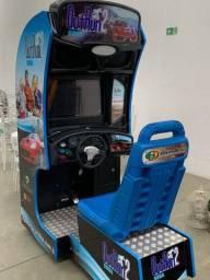 Simulador de corrida