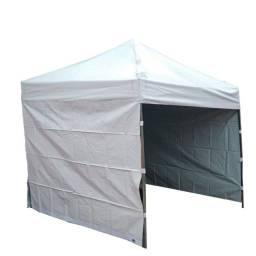 Tenda Sanfonada 2 X 2 Aço Galvanizado E Lona Pvc Resistente