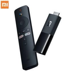 Mi Tv Stick - ChromeCast Android TV - Transforme sua TV em Smart - Apps etc