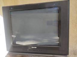 Tv cce 21 polegadas tela plana